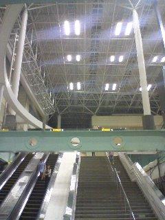 たまプラーザ駅改装進む