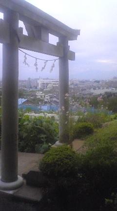 横浜市の高尾山